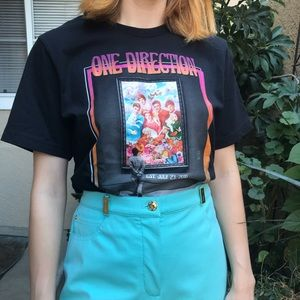 New 1D 10th Anniversary special edition T-shirt